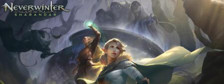 Neverwinte online: новое приключение  Шарандар скоро в игре