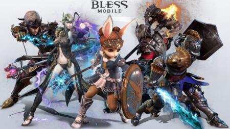 Первый взгляд на Bless Mobile