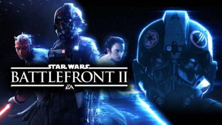 Star Wars: Battlefront II бесплатная раздача в Epic Games Store