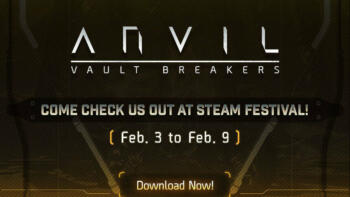Попробовать новый корейский шутер ANVIL можно будет в феврале