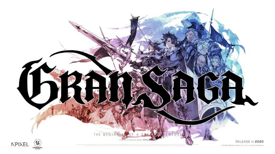 Релиз MMORPG Gran Saga для пк и мобильных устройств в Южной Корее, состоялся!