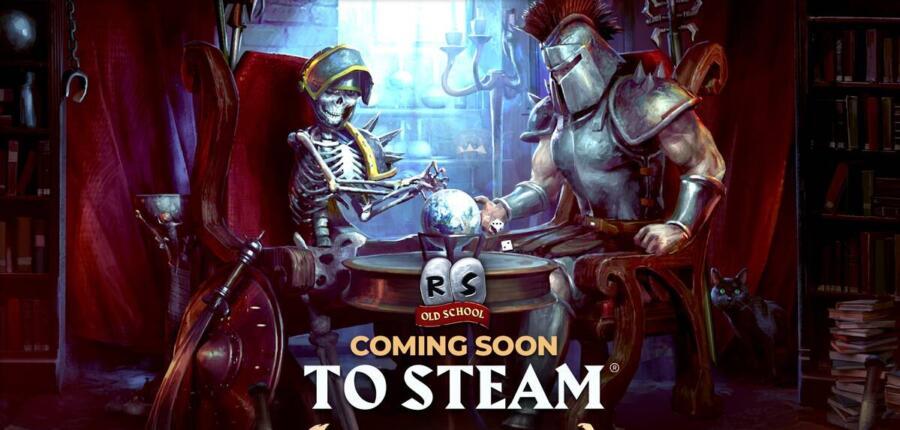 Old School RuneScape скоро выйдет в Steam