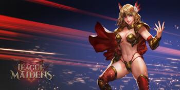 Новый экшен с девушками-супергероями появится в феврале