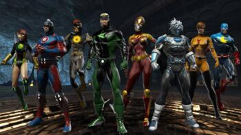 DC Univers online празднует свой  юбилей выходом нового рейда