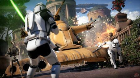 Star Wars: Battlefront II- насколько хороша игра спустя 4 года?!