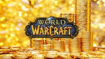 В World of Warcraft ежедневно участвует в обороте около 21 миллиарда золота