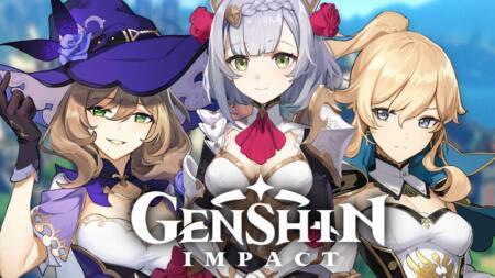 Подробности обновления 1.3 и новые ивенты в Genshin Impact