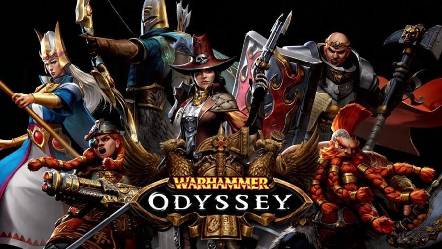 MMORPG Warhammer: Odyssey неожиданно вышла раньше времени!