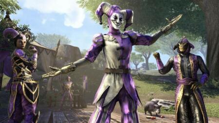 Обновленный праздник дурака приходит в The Elder Scrolls Online
