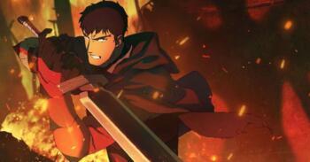 DOTA: Кровь дракона или как Netflix и Valve крутое аниме создали
