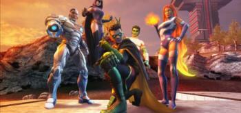 DC Universe Online: скоро выйдет обновление World of Flashpoint