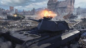 Событие К Звездам стартовало в World of Tanks