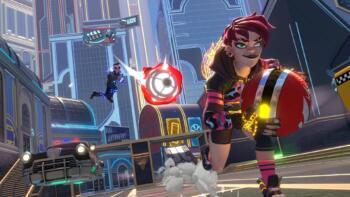 Knockout City: новы многопользовательский экшен от EA выходит в ОБТ