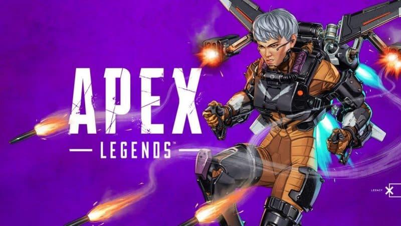 В Apex Legends скоро появиться новый боец Валькирия