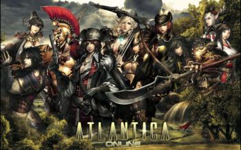 MMORPG Atlantica online возвращается в steam