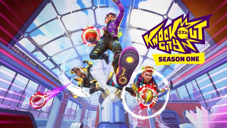 Бесплатная версия Knockout City стала доступна в Steam