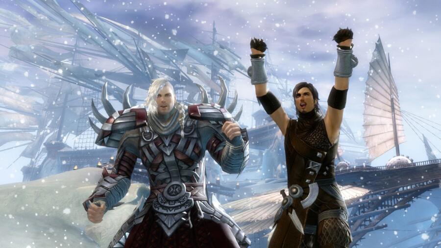 Guild Wars 2:Еще две большие части живой истории стали доступны