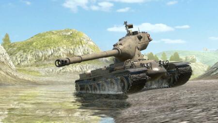 World of Tanks Blitz отмечает свой седьмой день рождения!