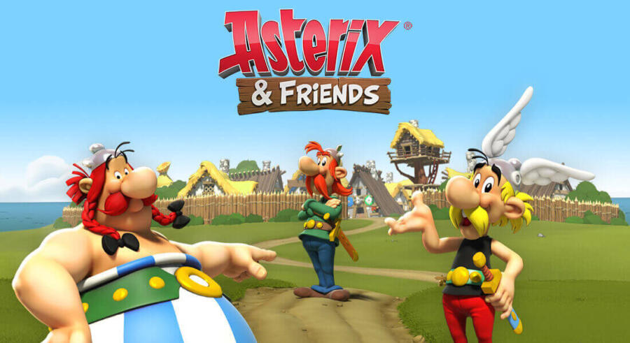 Asterix & Friends