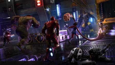 В Marvel's Avengers начались бесплатные выходные перед большим обновлением