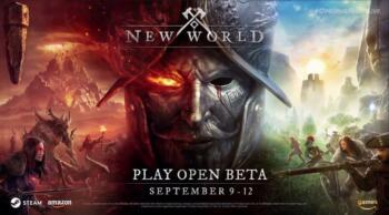 Открытый тест MMORPG New World в сентябре для всех желающих