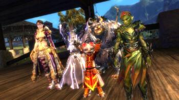 Финальный эпизод 3 сезона живой истории Guild Wars 2 можно получить бесплатно