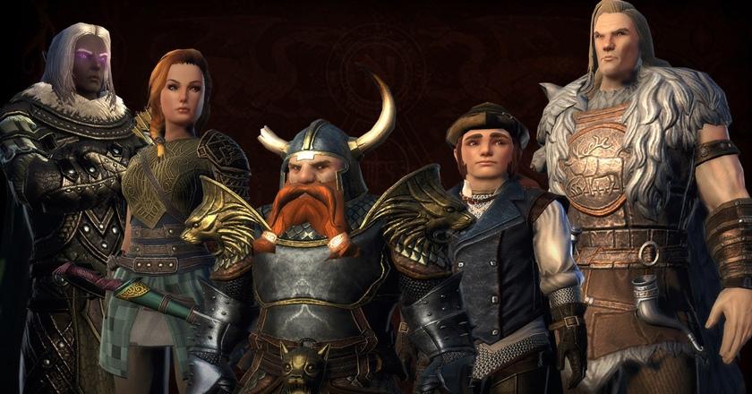Обновление Алмаз Севера уже в Neverwinter online